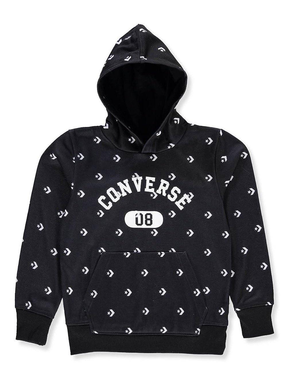 1b1455f89393c5 Amazon.com  Converse Boys  Hoodie  Clothing