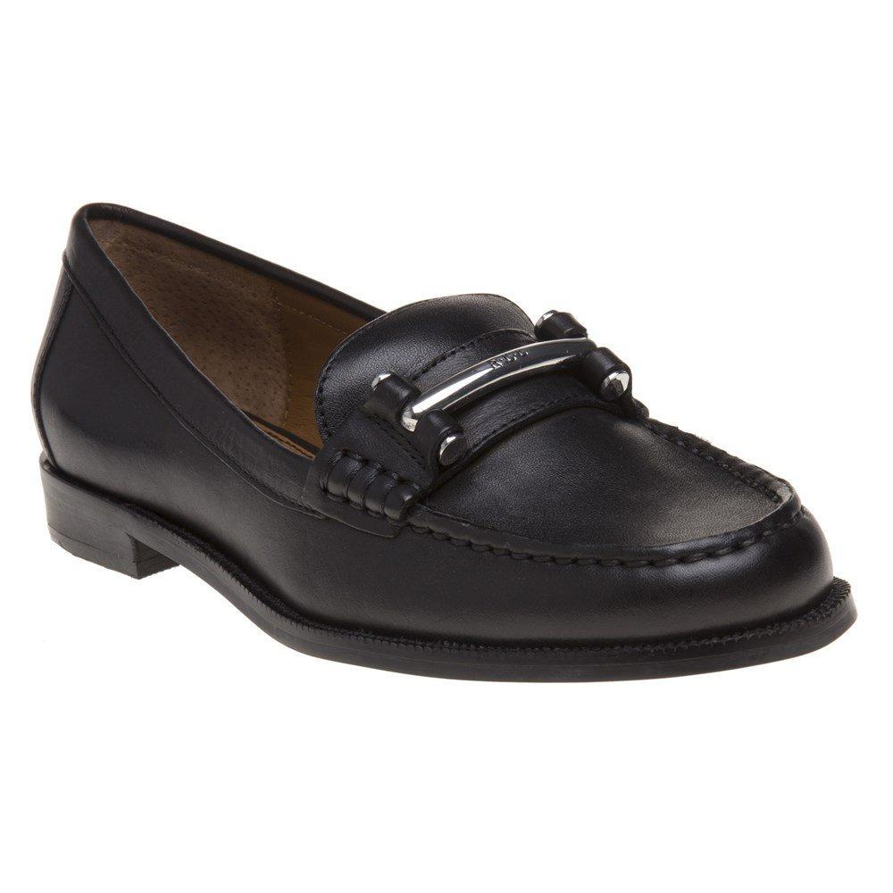Lauren Ralph Lauren Flynn Shoes Black B0777GM4FG