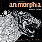 Animorphia Adult Coloring Book: An Extreme Coloring and Search Challenge