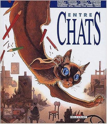 Livres gratuits en ligne Entre chats pdf