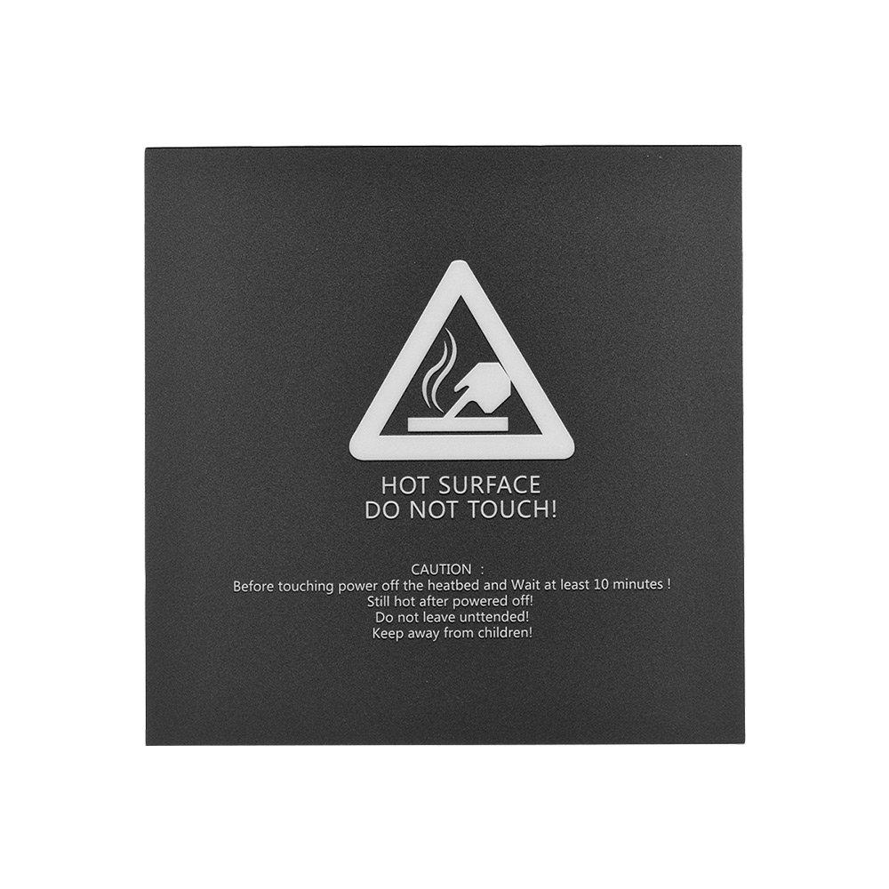 Amazoncom Aibecy 5pcs 220 220mm Heat Bed Sticker Sheets Hot Bed