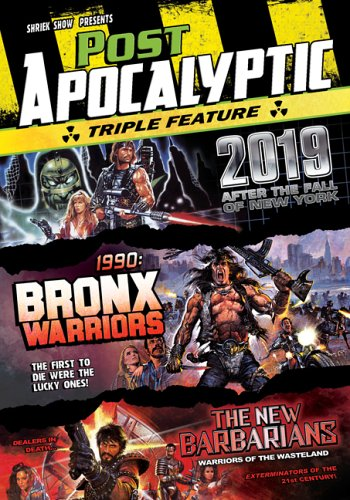 Warriors of the Wasteland [USA] [DVD]: Amazon.es: Post ...