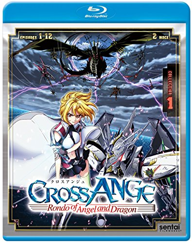 Cross Ange 1 [Blu-ray]