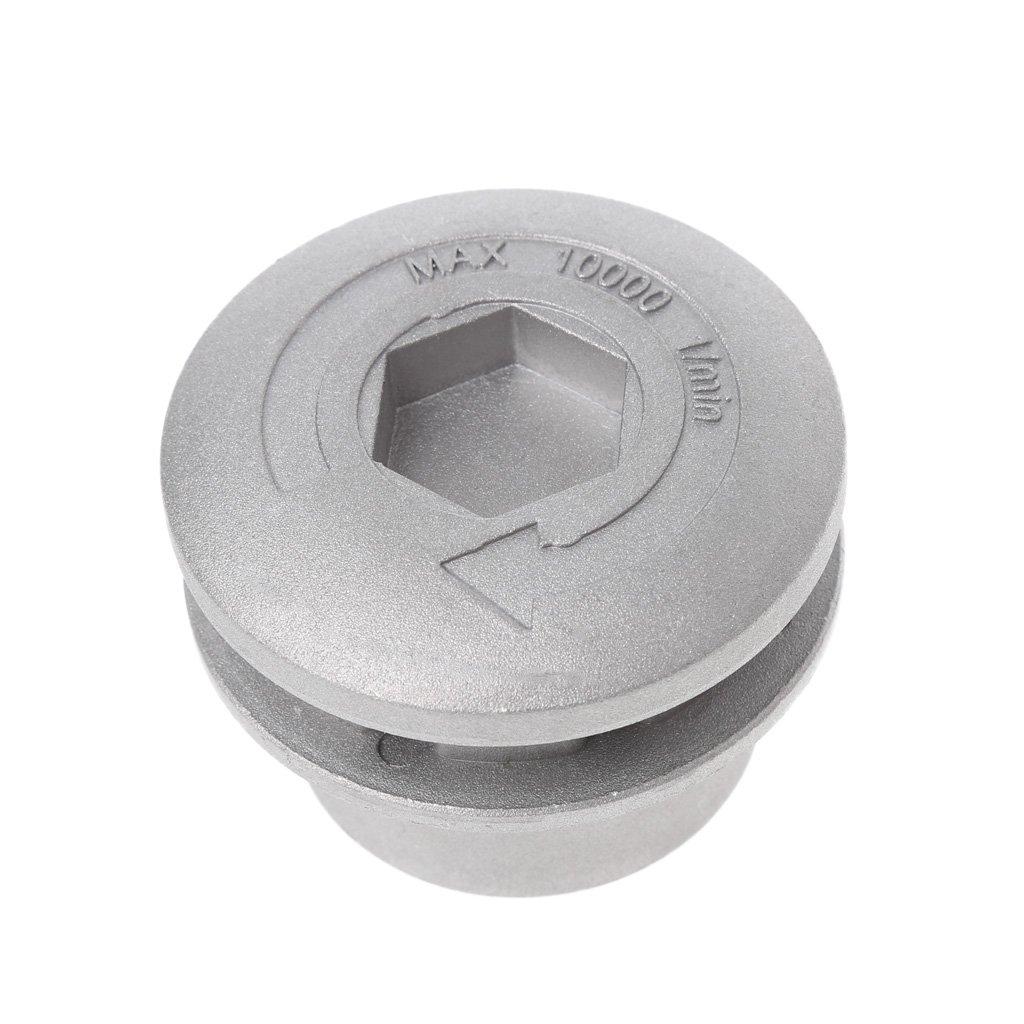 JOYKK Cabeza cortadora de Pasto de Aluminio con 4 líneas de Nylon ...