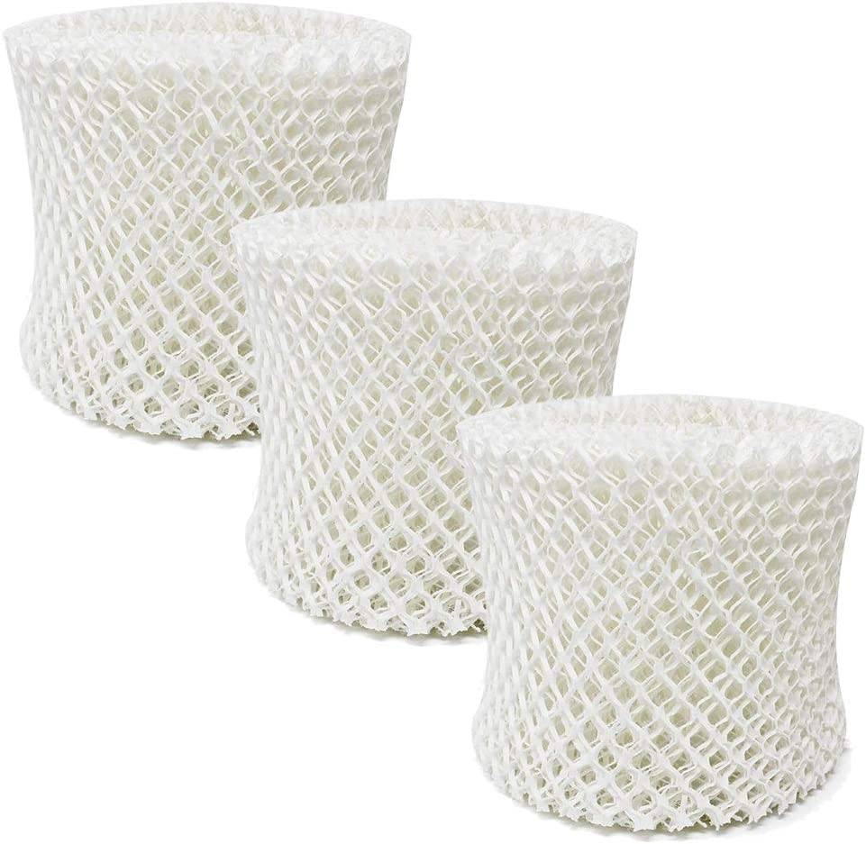 Colorfullife HC-888N Replacement Humidifier Filter C for Honeywell Humidifier, Replacment Humidifier Wicking Filters C, 3 Pack