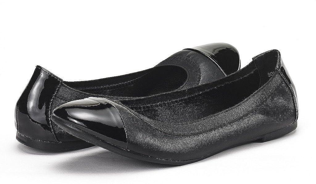 48ed31bc9f9b3 Amazon.com | DREAM PAIRS Women's Sole-Flex Ballerina Walking Flats Shoes |  Flats