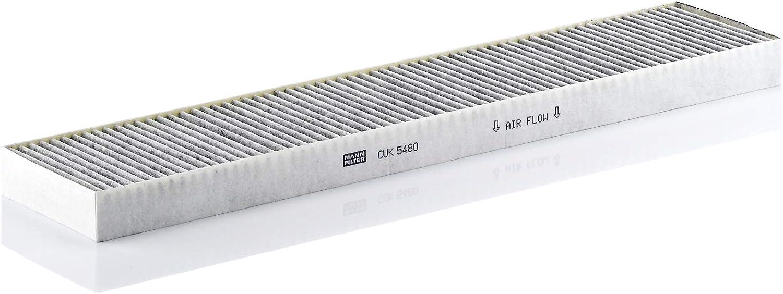 MANN-FILTER CU 5480 Originale  Filtro Abitacolo Per Automobili
