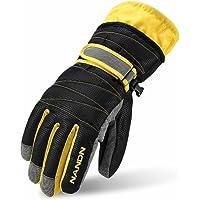 MAGARROW Kids Winter Warm Windproof Outdoor Sports Gloves For Boys Girls