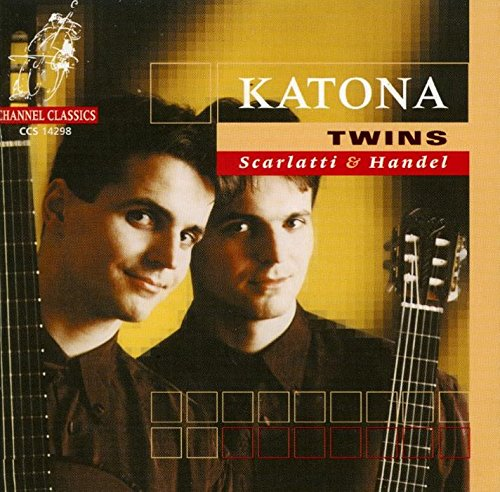 Scarlatti & Handel Transcriptions for Two Guitars