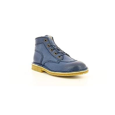Kickers Legend Camel 49310330114, Bottines  Amazon.fr  Chaussures et ... 9456cf0598b7