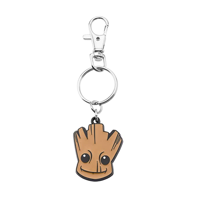 Marvel Guardians of the Galaxy Baby Groot Head Bag Tag ...