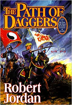 Book The Path of Daggers: 8/14 (Wheel of Time)