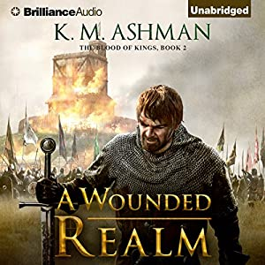 A Wounded Realm Audiobook