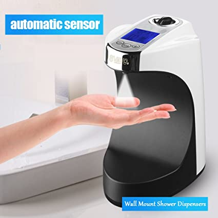 Montaje en pared,Sensor automático,Dispensador de jabón infantil,Cocina Inicio Dispensador de
