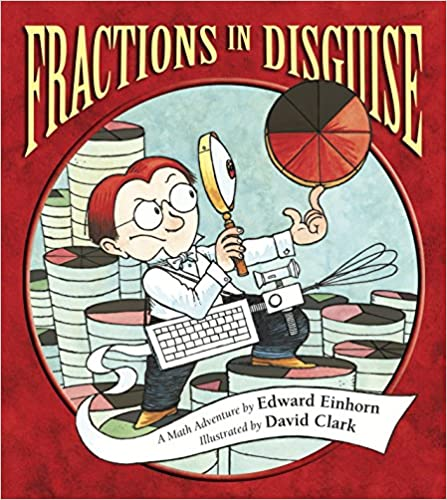 """""""Fractions in Disguise"""" cover."""