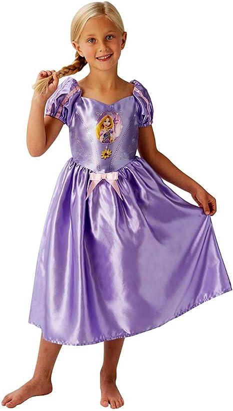 Disfraz de Rapunzel oficial de Disney, de Rubies, para niñas ...
