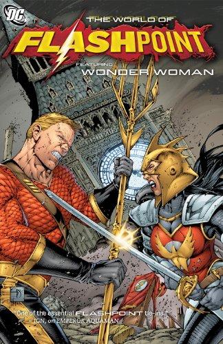 Flashpoint World Of Flashpoint Wonder Woman TP (Wonder Woman (DC Comics Paperback))