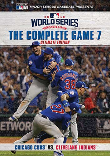 Chicago Cubs: 2016 World Series: The Complete Game 7 (Ultimate Edition)