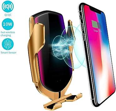 LEOVIN CW663 - Cargador de Coche inalámbrico para Smartphone R1 con Sensor de Apertura: Amazon.es: Electrónica