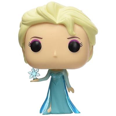 Funko POP Disney: Frozen Elsa Action Figure: Funko Pop Disney: Toys & Games