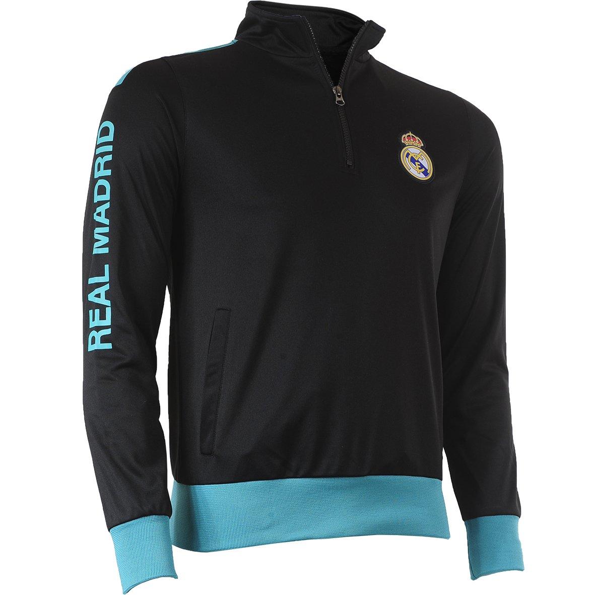 Chándal Real Madrid rma-sa-8001 B/W Todo Mezclado, Unisex, RMA-SA ...