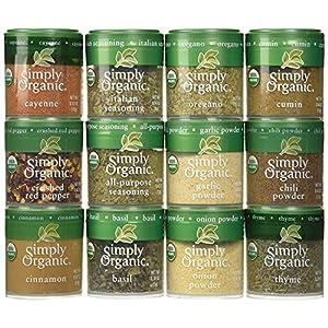 Simply Organic Starter Spice Gift Set 61CRhTXfDZL