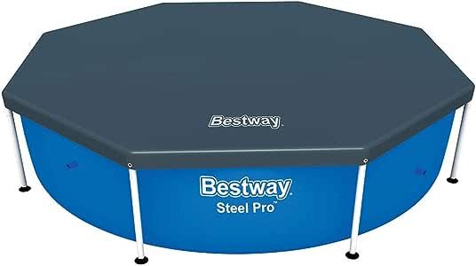 Bestway 58301 - Cobertor Invierno para Piscina Desmontable Ø244 cm ...