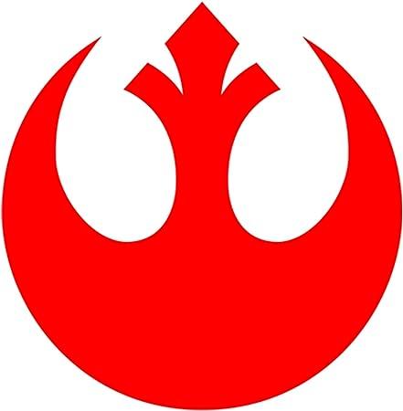 Star Wars Rebel Alliance logotipo arte de pared vinilo pegatinas ...