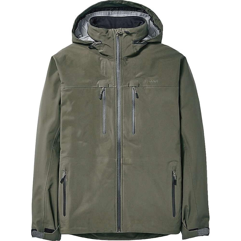 フィルソン アウター ジャケットブルゾン Filson Men's Neoshell Reliance Jacket Olive Drab [並行輸入品] B07B4TCRN9 Medium