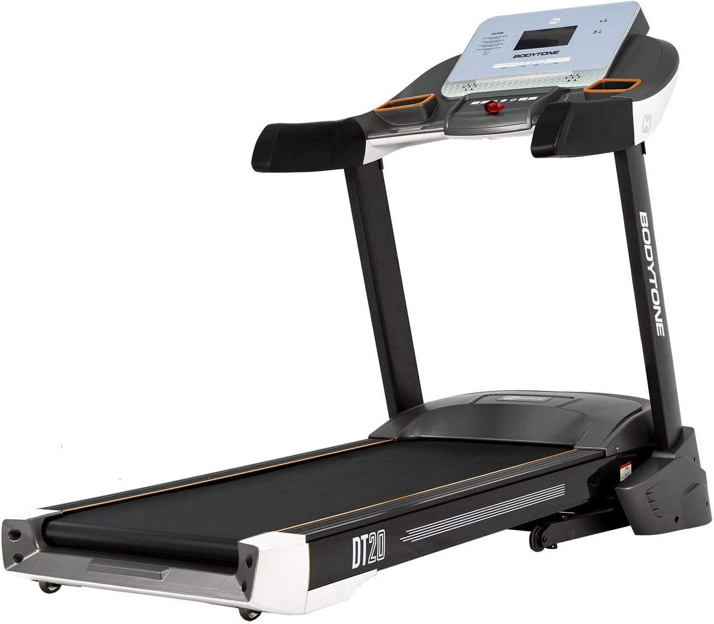 BT BODYTONE - DT20 - Cinta de Correr XXL Plegable para Fitness con ...