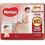 Huggies Fralda Supreme Care Mega XG, 26 Fraldas