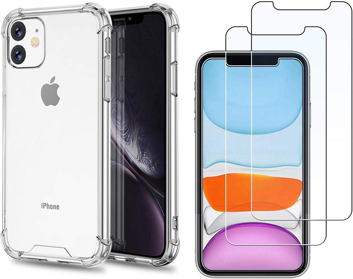 BX Case Funda iPhone 11 Silicona [ Antigolpes: Amazon.es: Electrónica