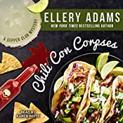 Chili Con Corpses: Supper Club Mysteries Series, Book 3 | Ellery Adams