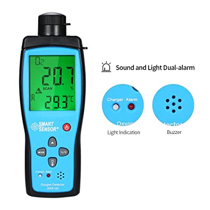 Amazon.com: Femjoy O2 Detector Analyzer Oxygen Meter Portable Digital Automotive O2 Gas Tester Monitor Detector Handheld Oxygen Meter: Home Improvement
