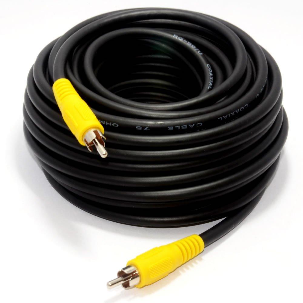 kenable 001536 - Cable coaxial (1,2 m, S/PDIF, S/PDIF, Macho, Macho, Derecho): Amazon.es: Electrónica