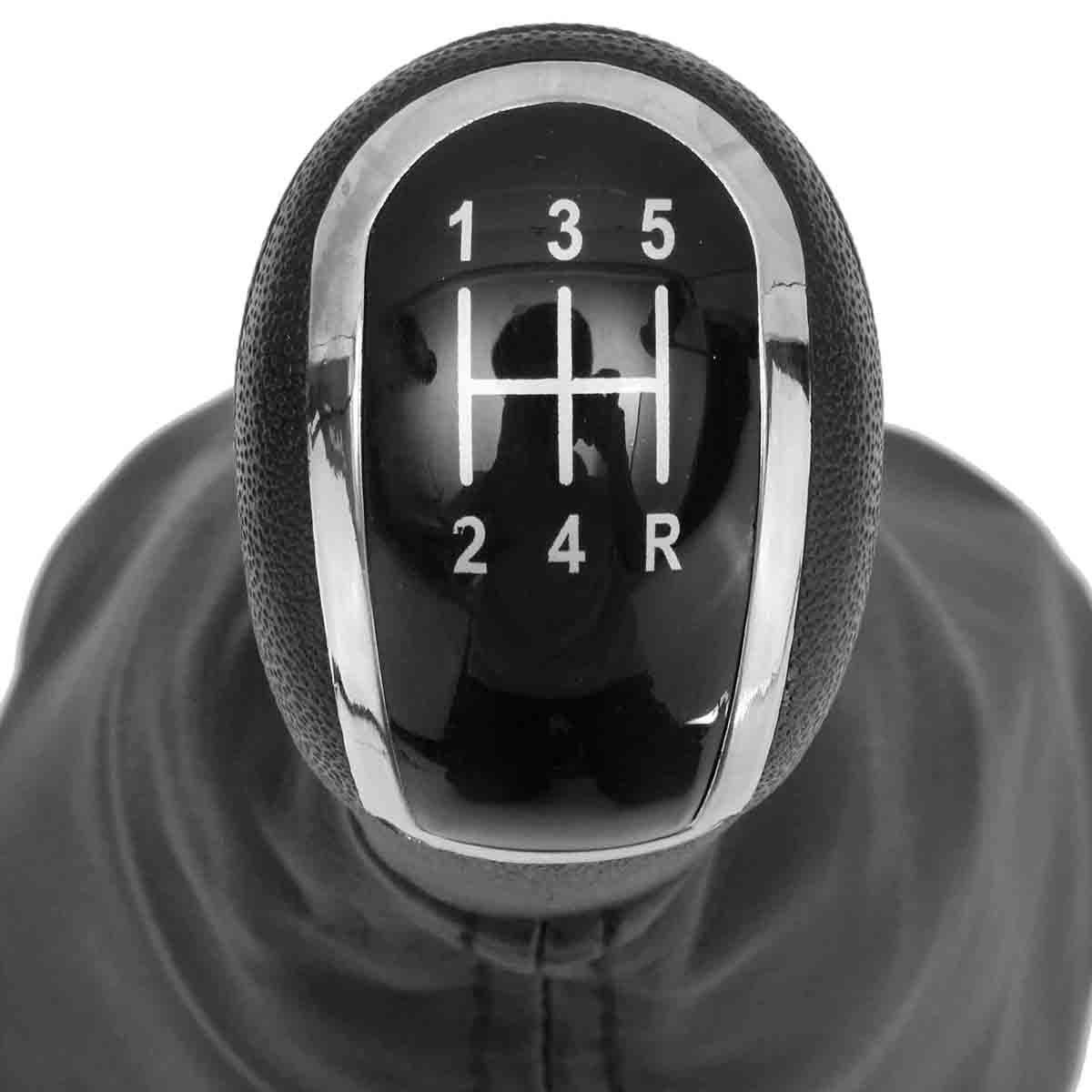 HDCF Copriscarpe a pomello con pomello pomello cambio velocit/à 5 marce