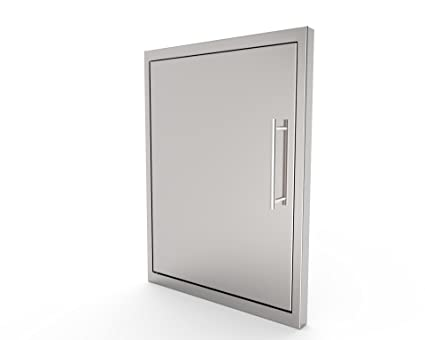 BBQ ACCESS DOOR *NEW STYLE*Elegant/17 By 24 Inch/ 304 Grade  sc 1 st  Amazon.com & Amazon.com : BBQ ACCESS DOOR *NEW STYLE*Elegant/17 By 24 Inch/ 304 ...