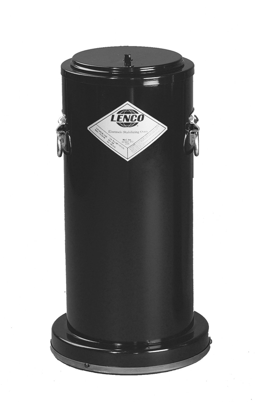 "Lenco 01950 Rod Ovens, 50 lb, 120V/230V, Removable Divider, 6"" Diameter x 19"" Depth"