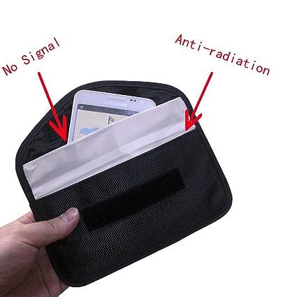 Amazon.com: Manguito de protección anti radiación teléfono ...