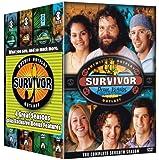 Survivor 4 Pack (Borneo / The Australian Outback / All-Stars / Pearl Islands)