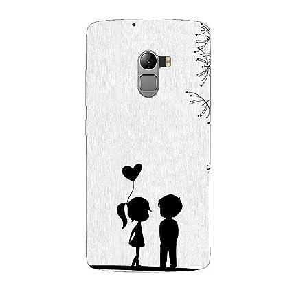 finest selection 7456e 8bb7e Clapcart Couple Design Printed Mobile Back Cover Case: Amazon.in ...