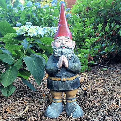 - Gnomes of Toad Hollow HomeStyles 15-Inch Mordecai the Gnome
