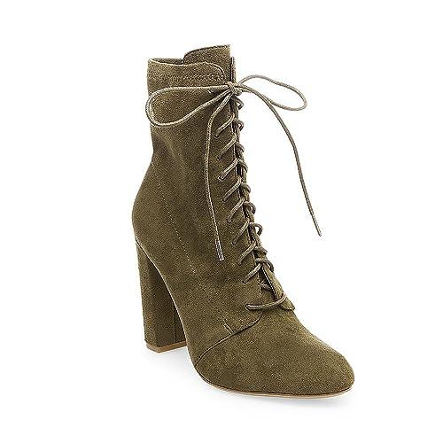 89013f87cf7 Steve Madden Women's Elley Ankle Bootie