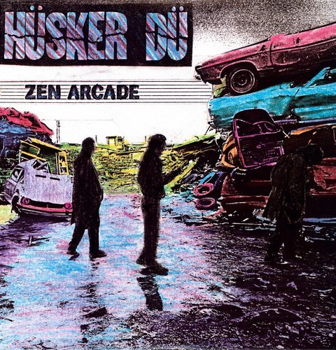 Zen Arcade [Vinyl] by SST Records