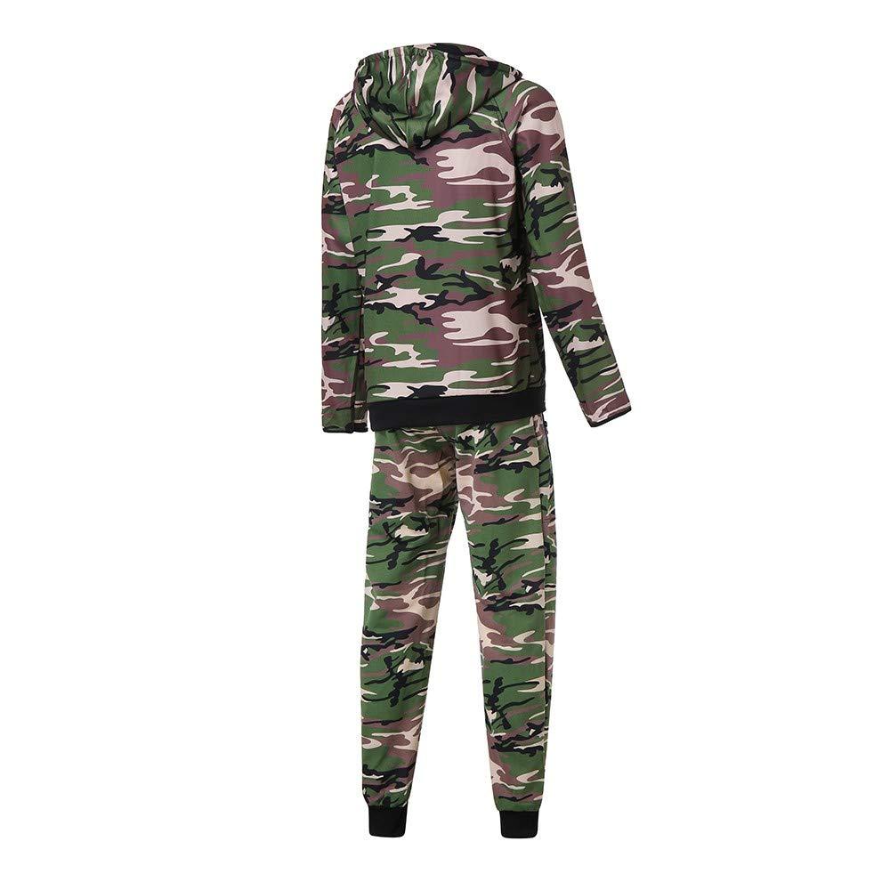 Nike Camouflage Trainingsanzug