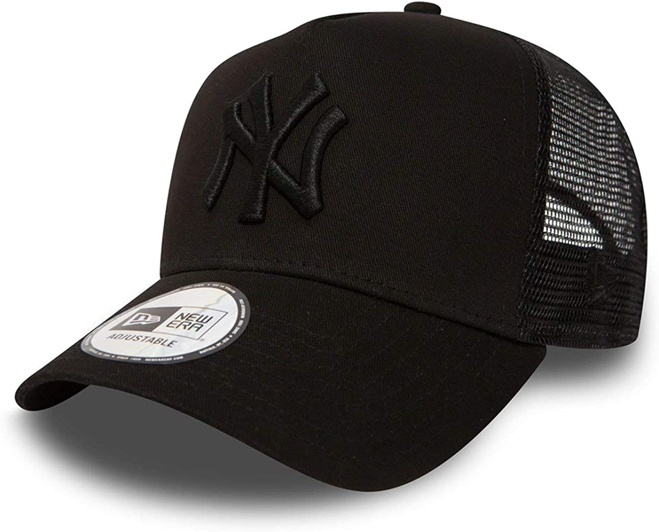 New Era Trucker Mesh Cap im Bundle mit UD Bandana New York Yankees Los Angeles Dodgers