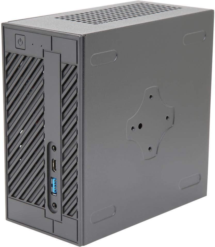 CUK ASRock DeskMini 310W Tiny Desktop (Intel i5-9400, 16GB DDR4 RAM, 512GB NVMe SSD, No OS) Mini Small Form Factor PC Computer