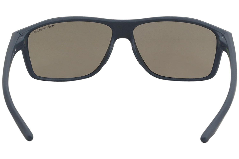 84a0707dacc NIKE EV1072-434 Premier M Frame Grey with Pacific Blue Mirror Lens  Sunglasses
