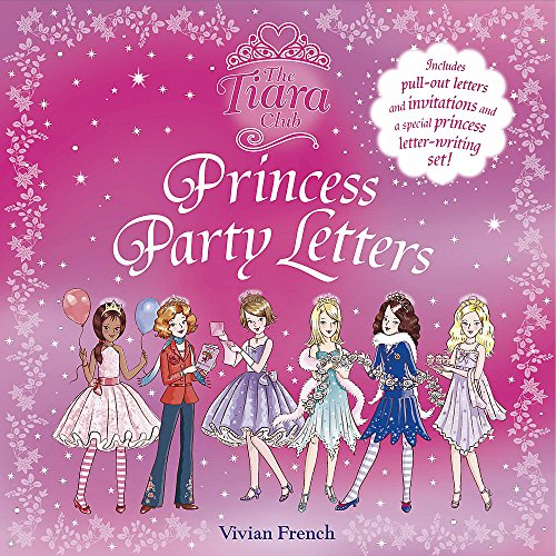 Princess Party Letters (The Tiara Club) ()