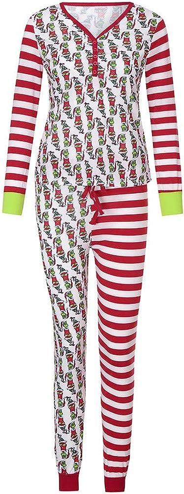 cinnamou Pijama De Navidad Conjunto De Pijama Familiar ...